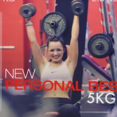 Virgin Active 'Be Your Personal Best'