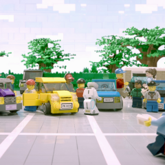 ITV Lego Ad Break: Confused.com